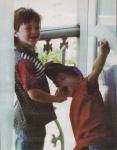 Devon and Damon in 1996