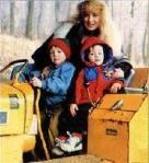 Darlie, Damon, and Devon