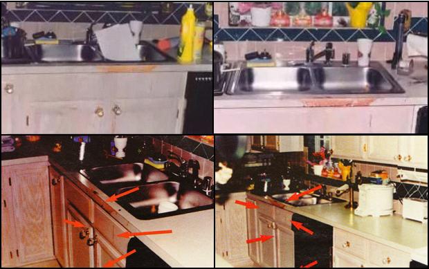 Kitchen 4 171 The Darlie Routier Case