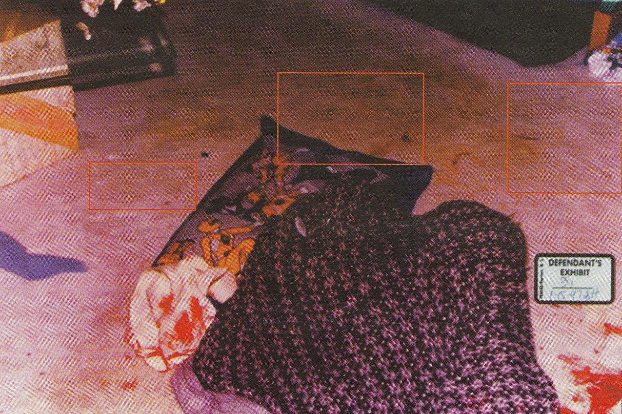 shoe prints 171 the darlie routier case