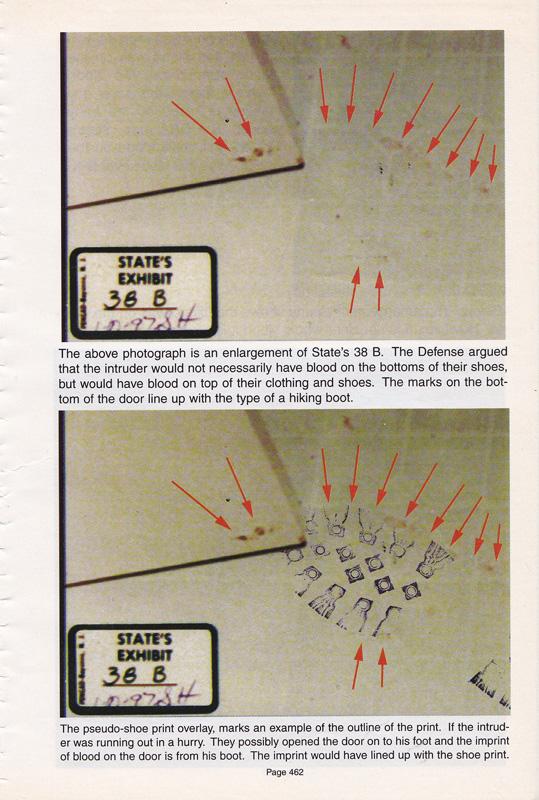 Shoe Prints The Darlie Routier Case